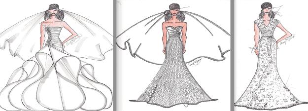 About a dress