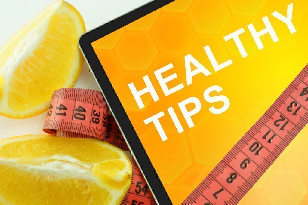 tips for health