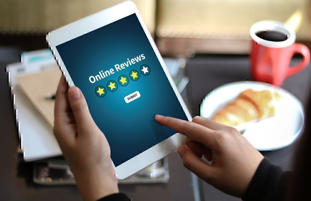 online consumer reviews