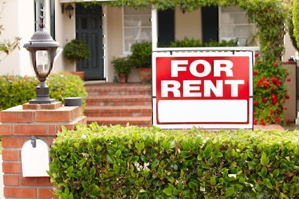 how to find a rental house