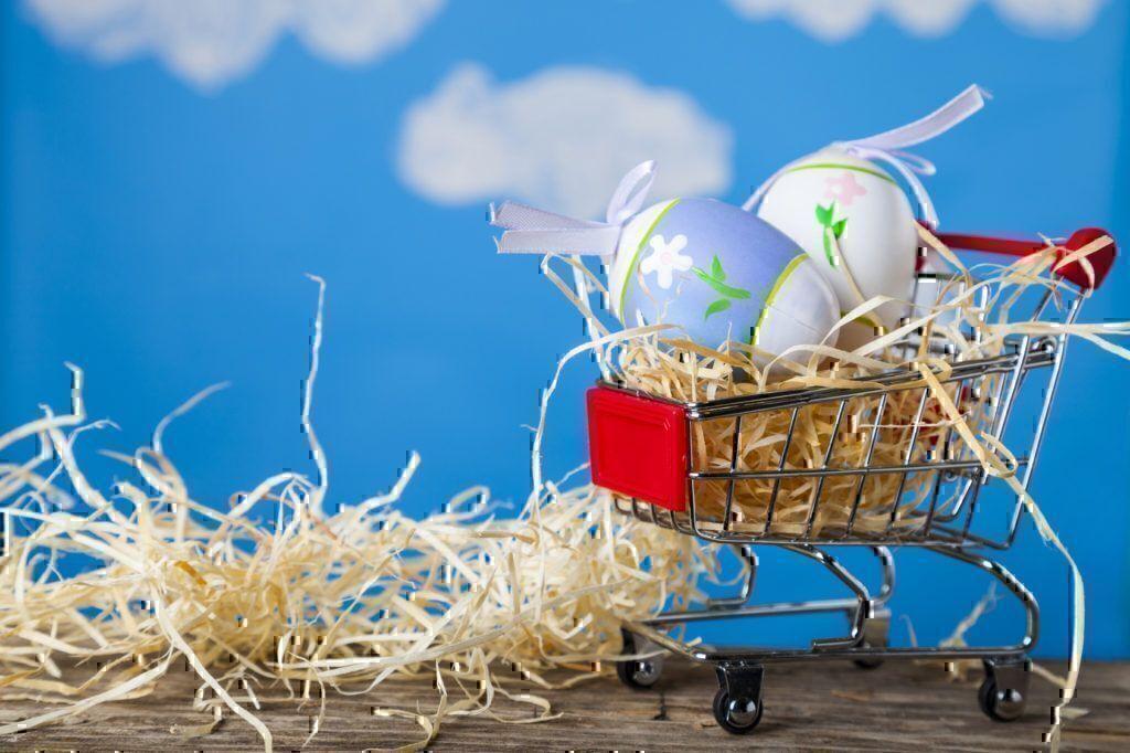 Easter shopping tips