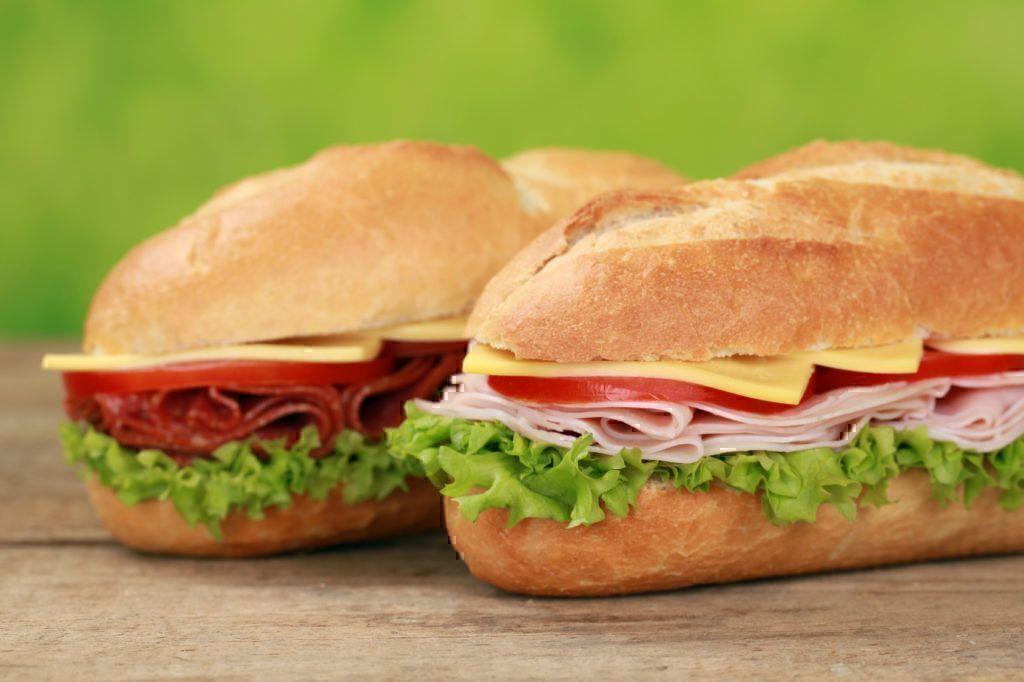 sandwich complaints