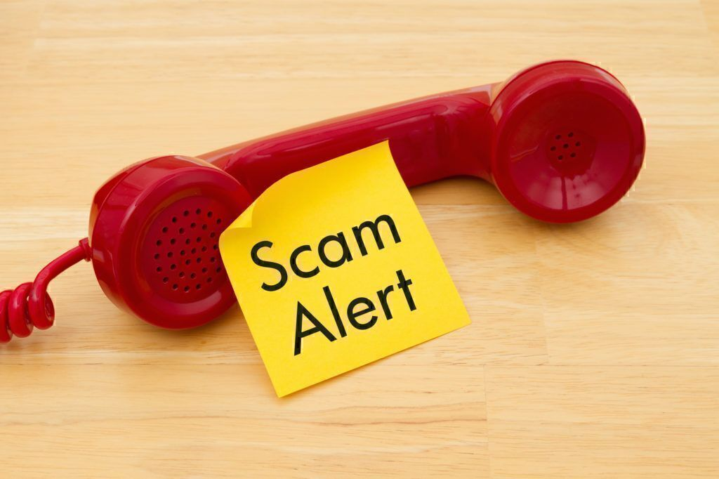 How to Recognize and Deal with Imposter Scams