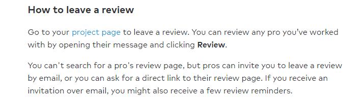 Thumbtack pro review
