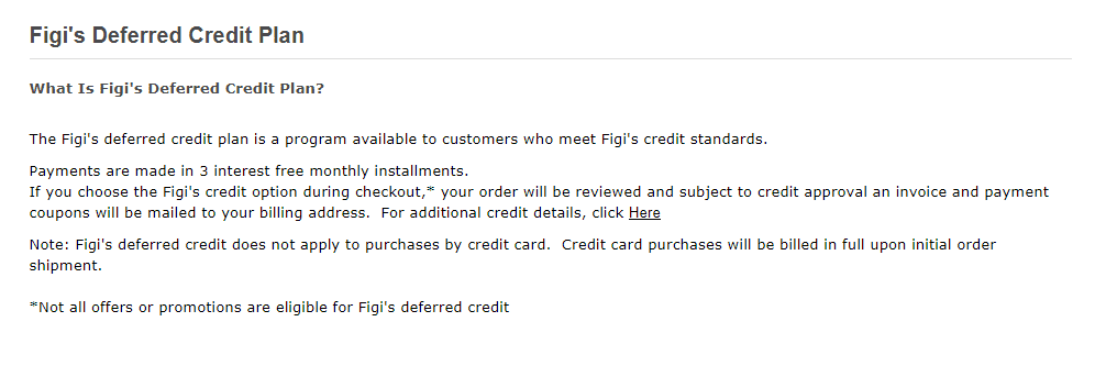 Figis deferred credit plan faq