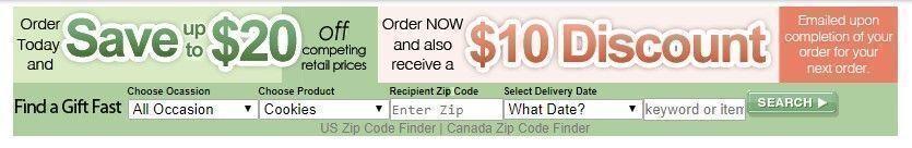 JustFlowers discounts