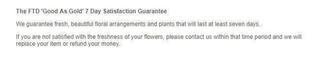 Proplants guarantee