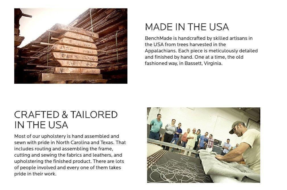Where is Bassett Furniture made