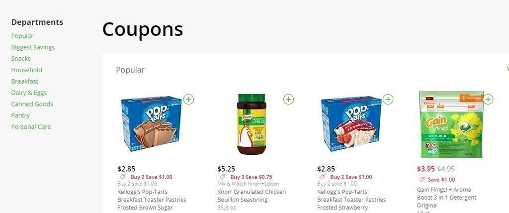 Instacart VS Postmates: Compare Discounts, Specials, and Promotions