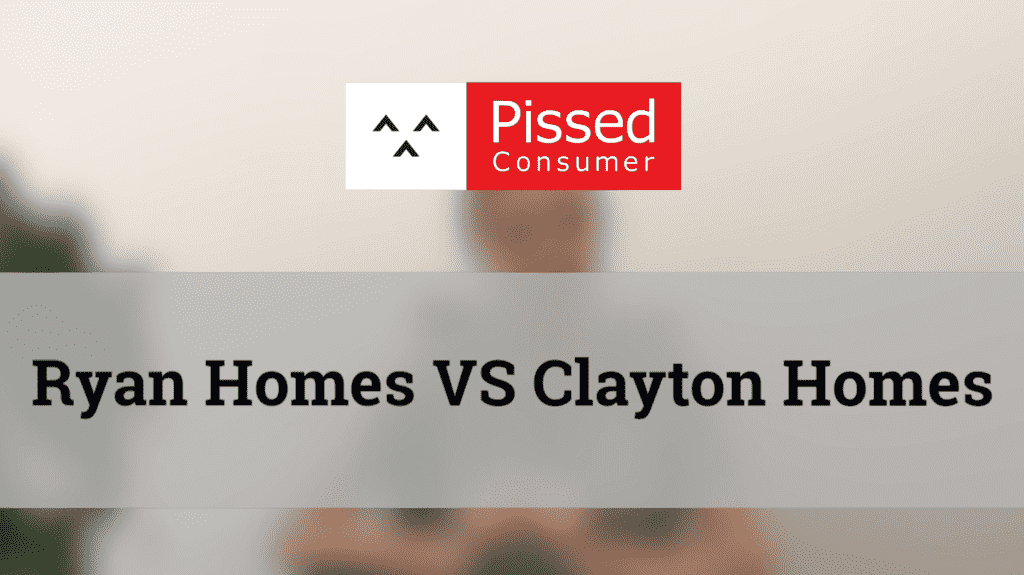 Ryan Homes VS Clayton Homes