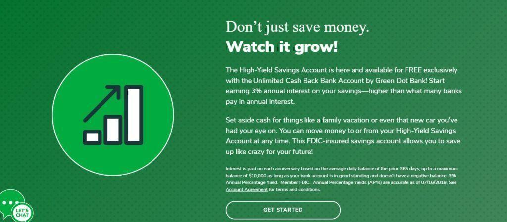 Green Dot Corporation benefits