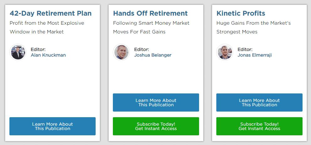 Agora financial plans
