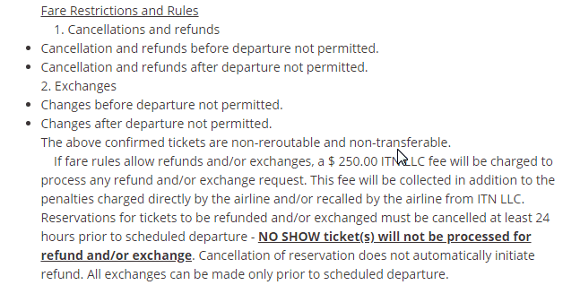 ASAP Tickets refund policy