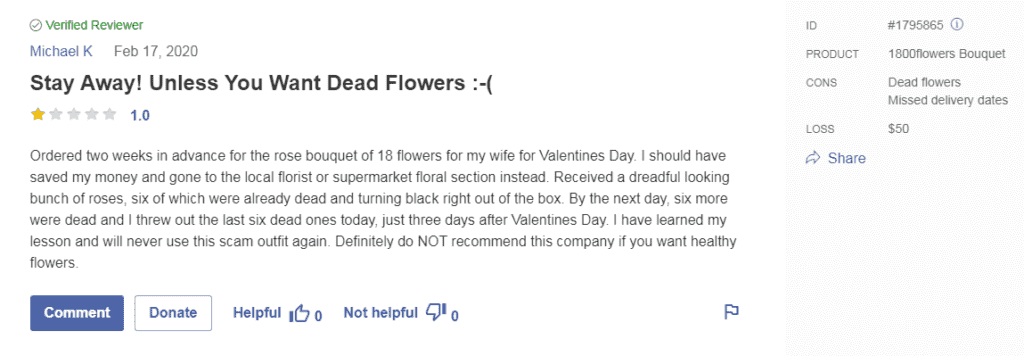 Valentine's day review